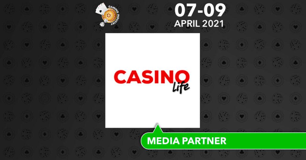 Casino Life Magazine - exhibititor of GAMING INDUSTRY