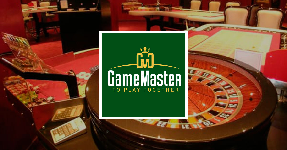Game Master - Gaming Industry participant