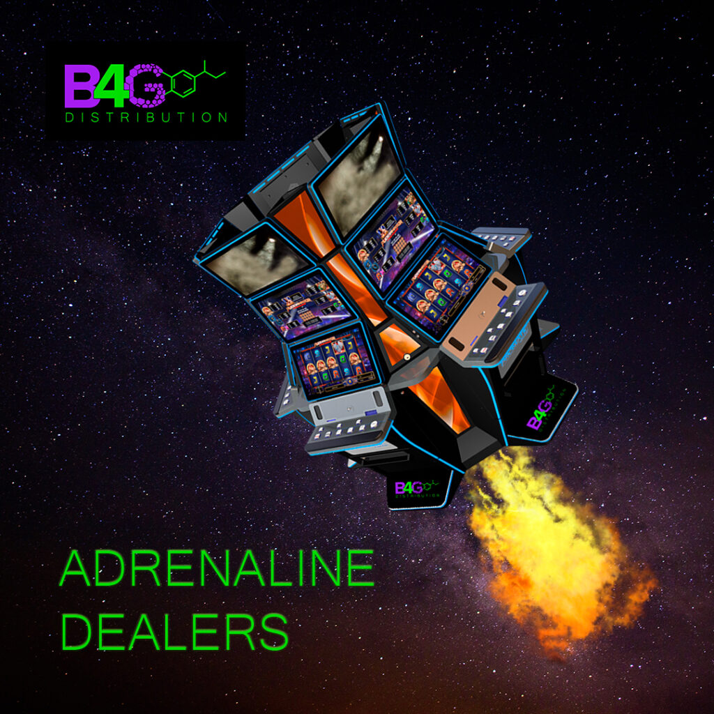 B4G Distribution Gaming Industry Participant