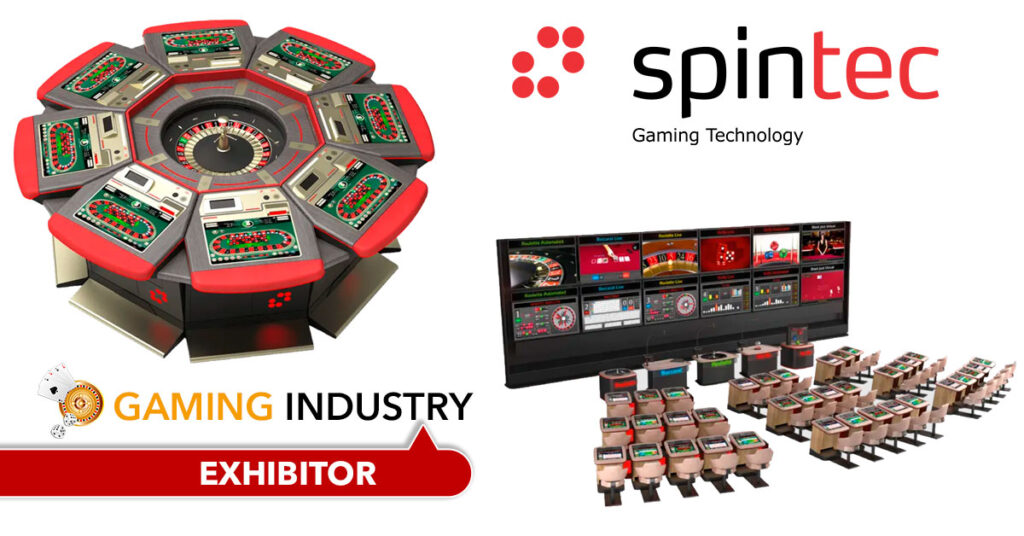 Spintec - exhibitor of GAMING INDUSTRY